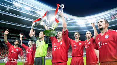 Pro Evolution Soccer 2014 Full