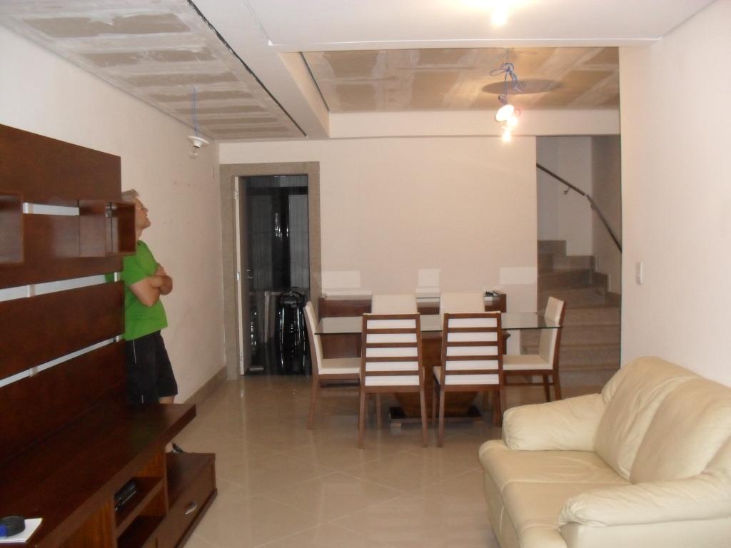 Decoracao de sala de jantar conjugada com sala de estar for Fotos de sala de estar