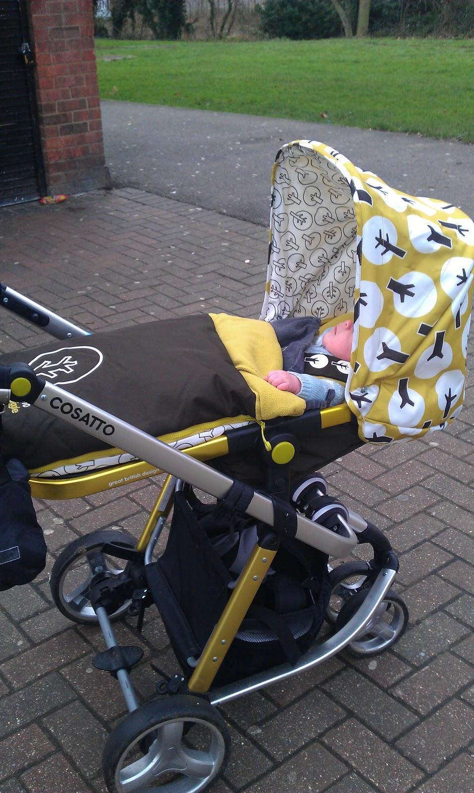 Cosatto Port Car Seat Rain Cover