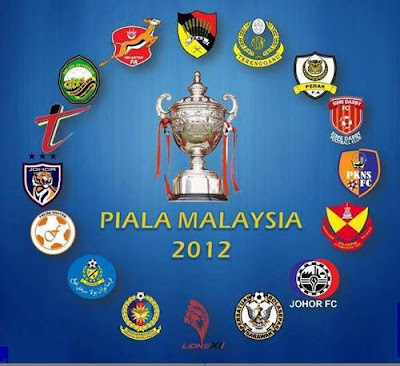 Live Streaming Dan Jadual Suku Akhir Kedua Piala Malaysia 2 0ktober 2012