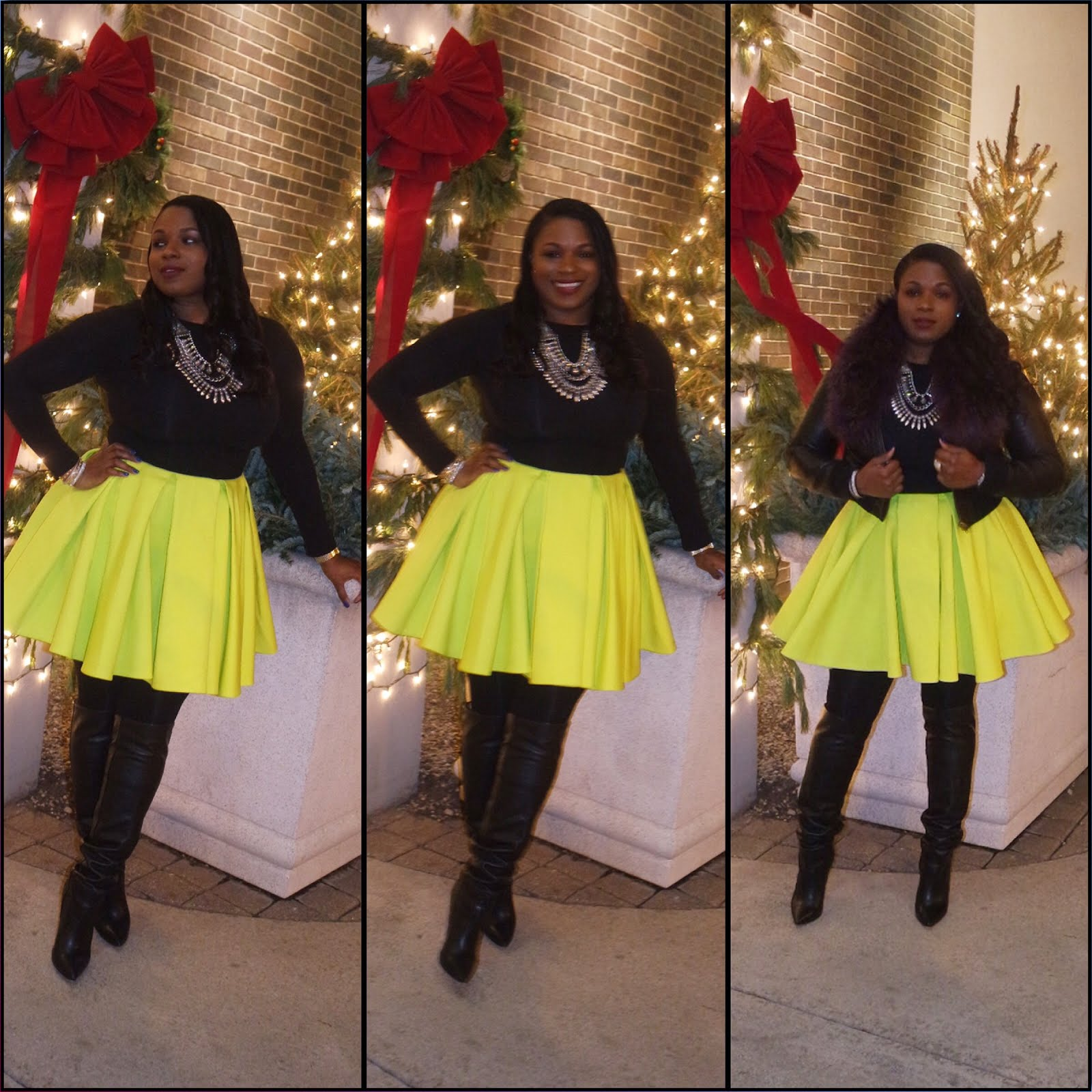 Curvy Girl Holiday Party
