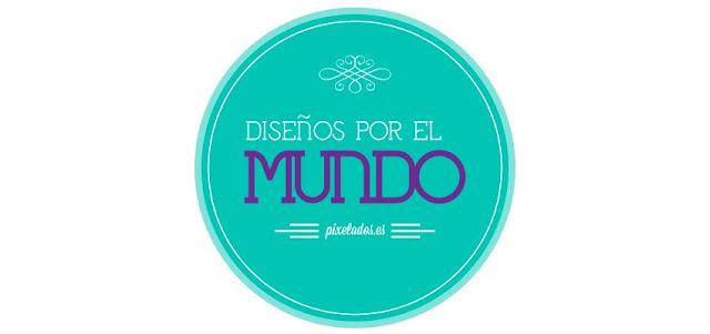 diseños por el mundo logo