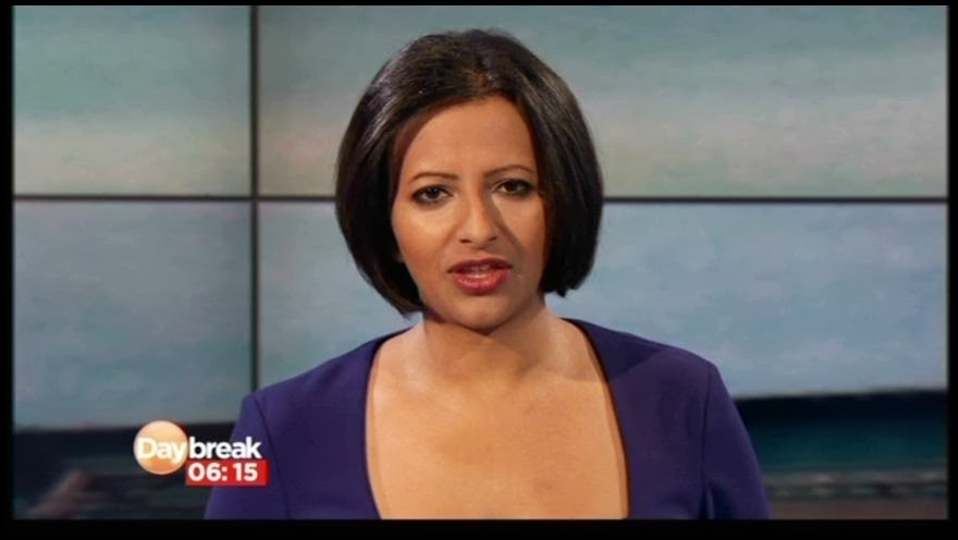 The Hair Reviewer - Celebrity Hair Styles, Newsreader Haircuts: Ranvir ...