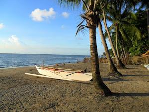 Notre petite plage