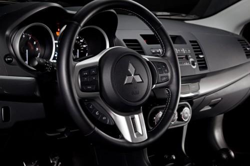 oh my dream car mitsubishi evolution 10 interior and engine view
