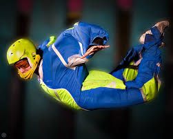 Indoor skydiving near Gatlinburg