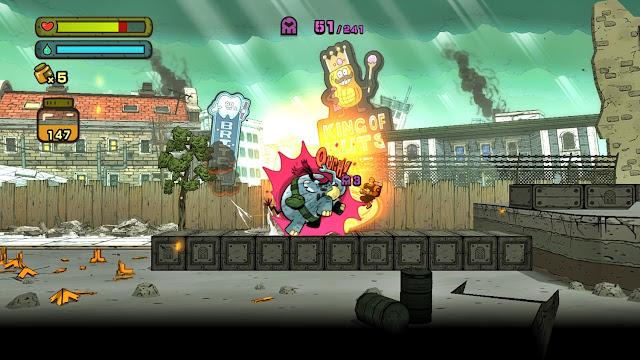 Tembo The Badass Elephant Screenshot 2