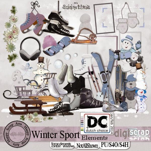 HSA - Winter