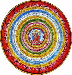 Mandala de Lama Tsong Kappa