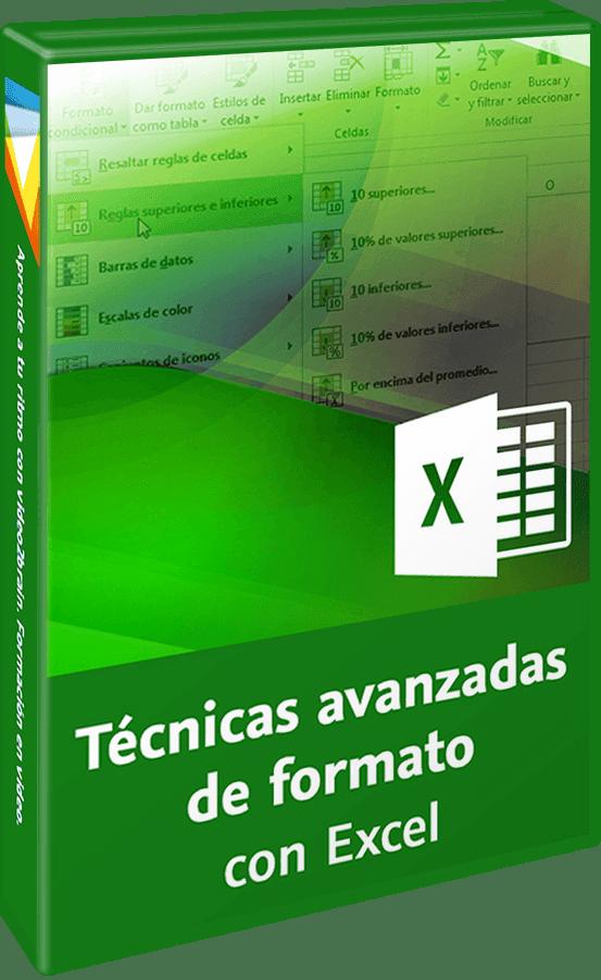 Curso: Video2Brain Técnicas Avanzadas de Formato con Excel