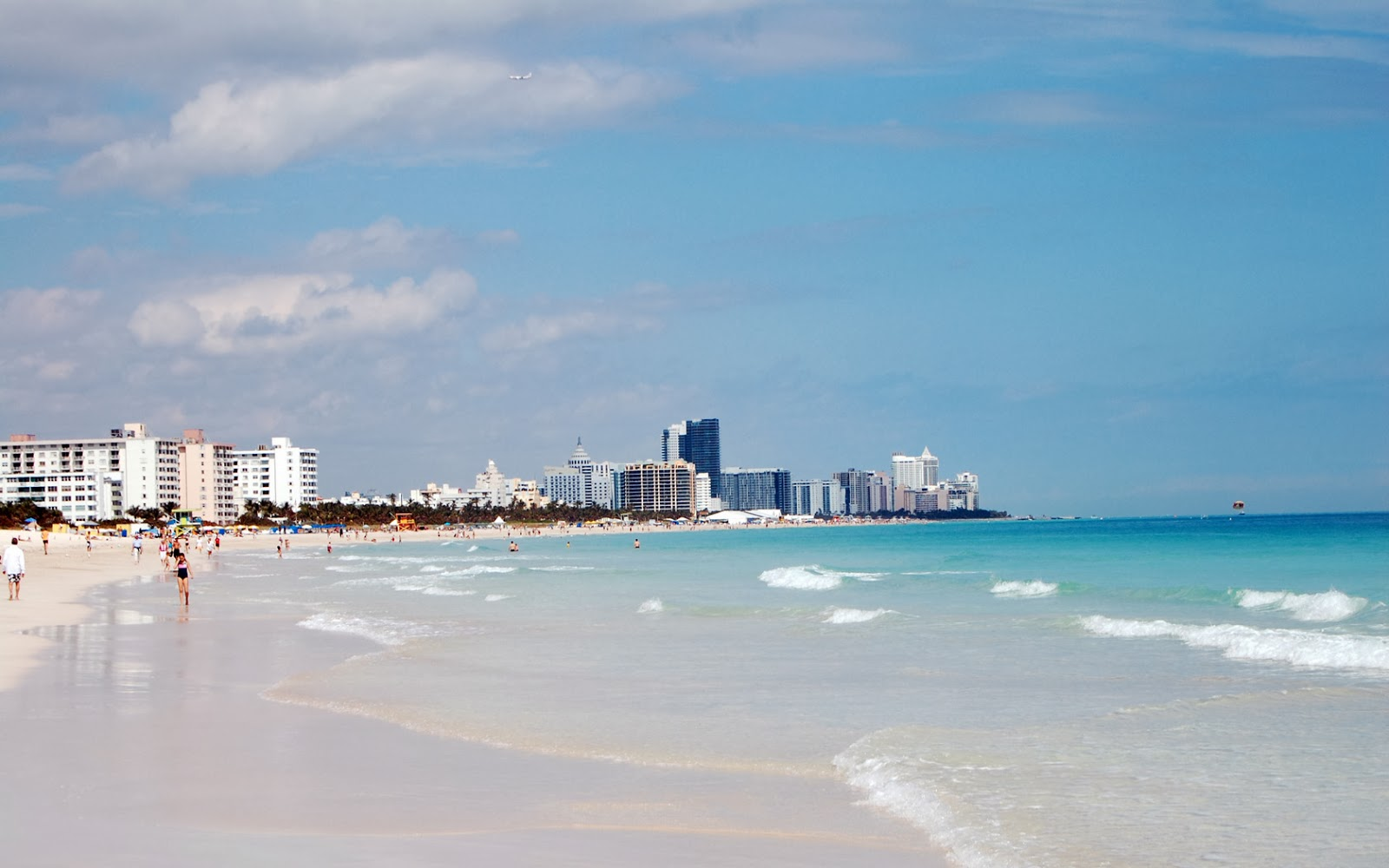 City miami florida city view city wallpaper south beach miami
