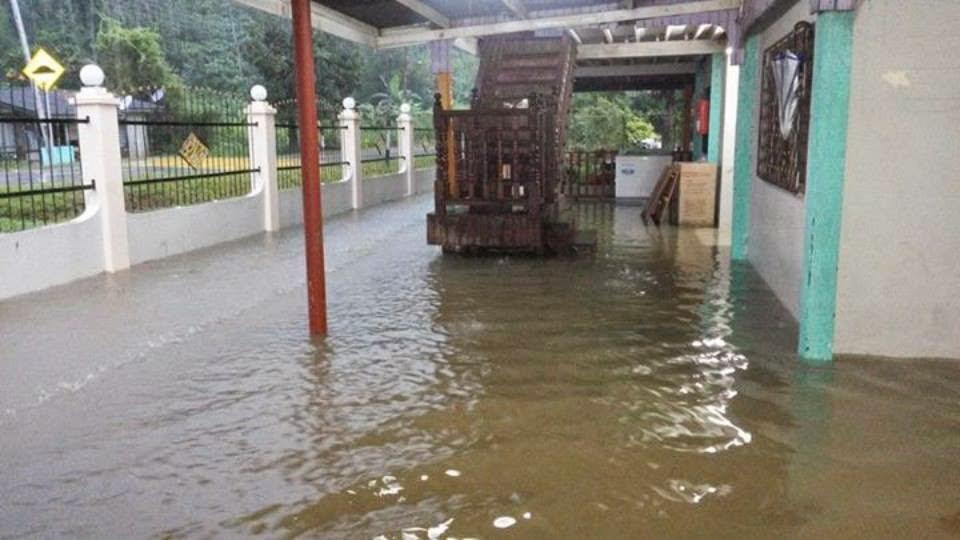 Gambar Kejadian Banjir Di Kudat Sabah