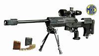 JNG 90 Sniper Rifle
