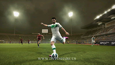 PESEdit.com PES 2013 Patch 3.2 + Fixer Update Terbaru