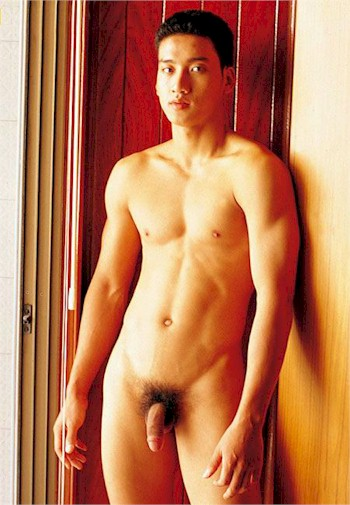 athleteman1 8 Door   More Hot Naked Thai Studs with their Big Asian Cocks