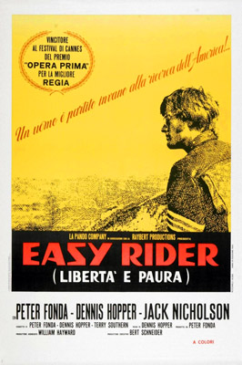 Easy Rider (1969) - DVD9 1:1 - ITA/ENG/FRA/SPA