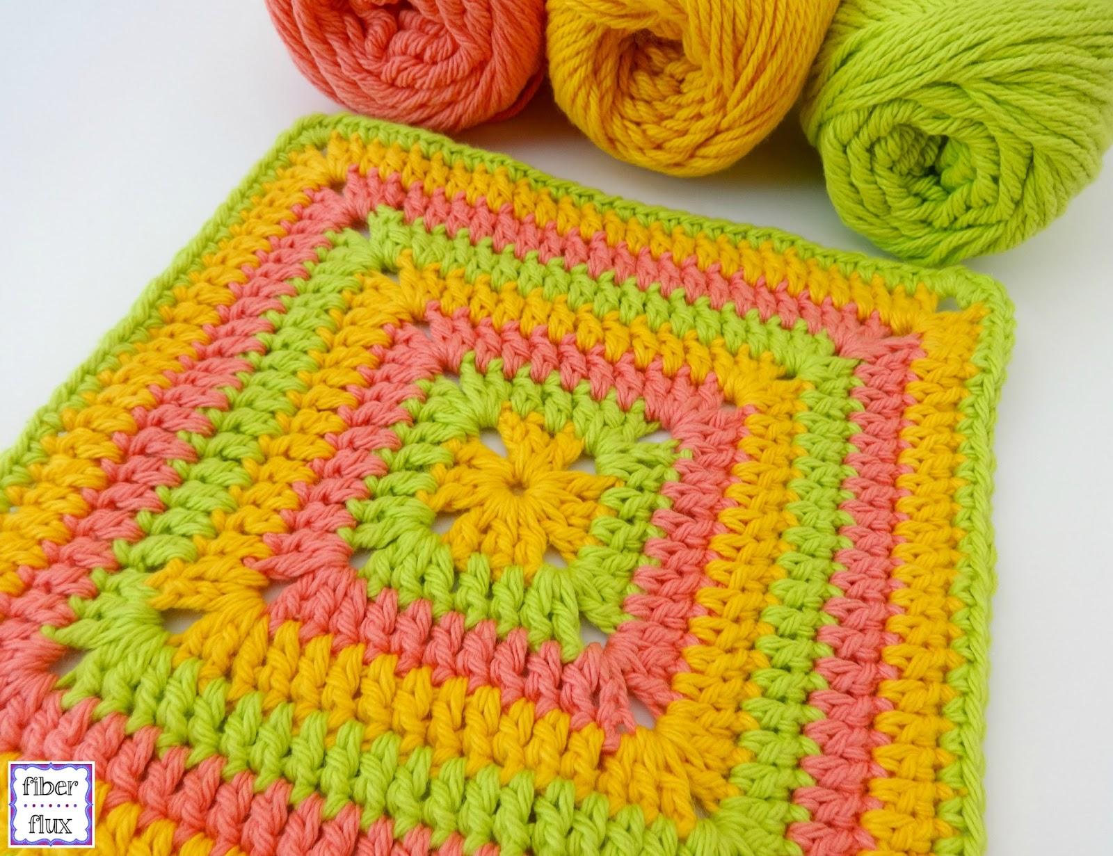 Fiber flux free crochet patternopical punch dishcloth free crochet patternopical punch dishcloth bankloansurffo Gallery