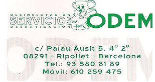 SERVICIOS ODEM