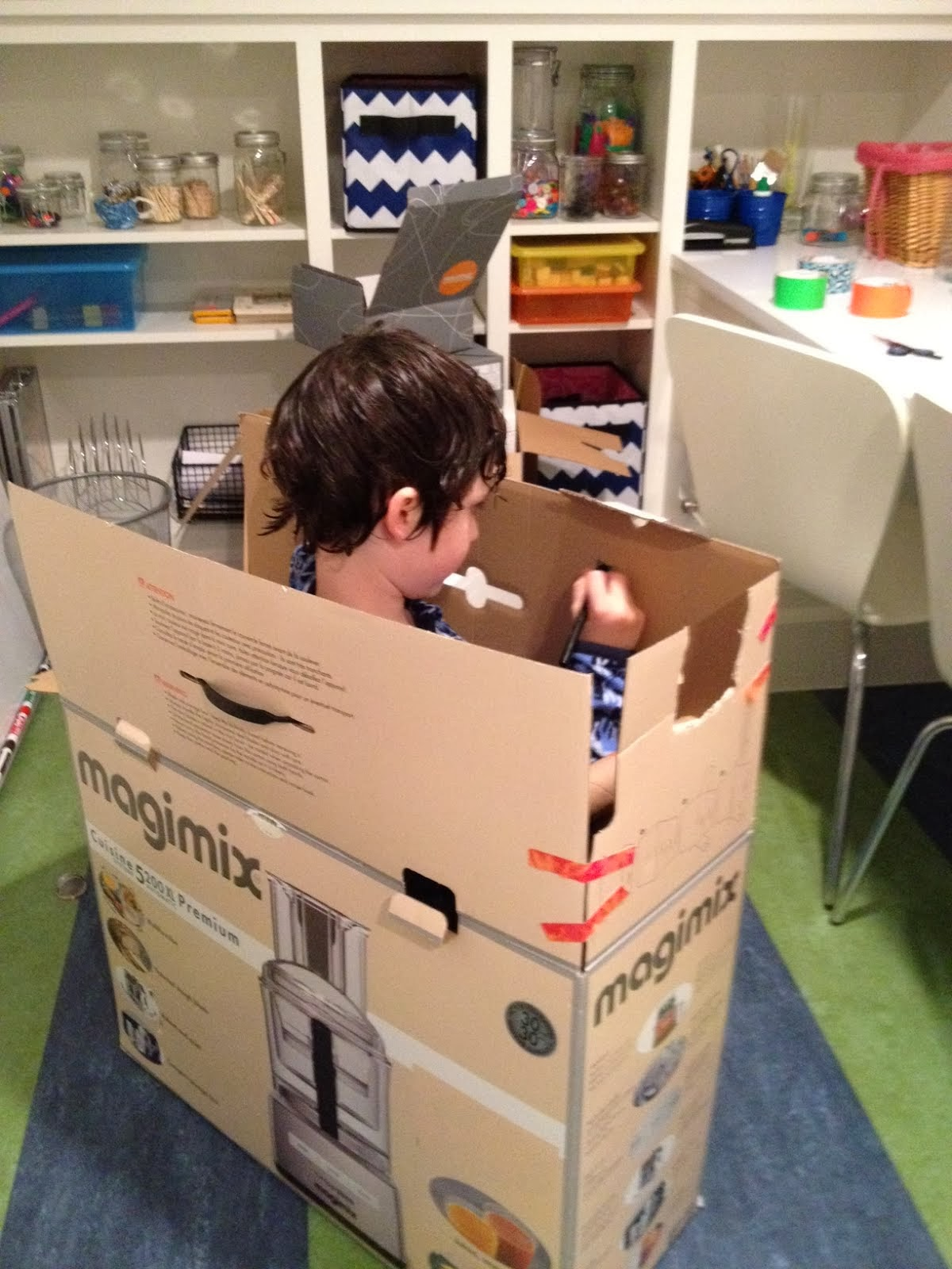 a box is fun... but are you looking for other children's gift ideas?