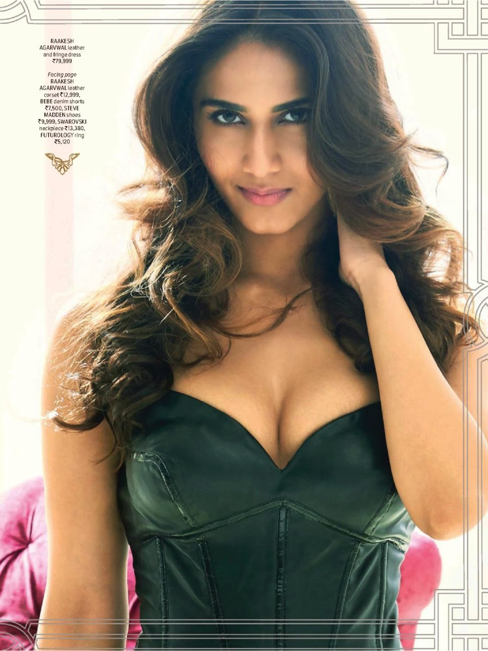 Vaani kapoor Maxim Magazine august 2014 photos