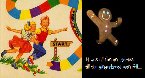 Candyland Gingerbread Man Template Images & Pictures - Becuo