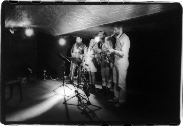 quatuor bioman (vincent debaets - sakina abdou - laurent rigaut - jean-baptiste rubin)