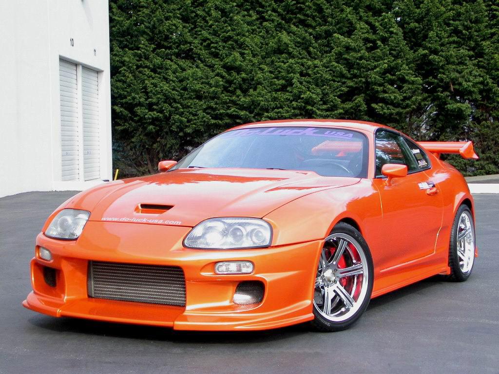 Toyota Supra ~ Cars