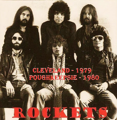 Rockets With Jim McCarty - (Great Us Rock - Live Cleveland 79 - Poughkeepsie 80 - Wave)