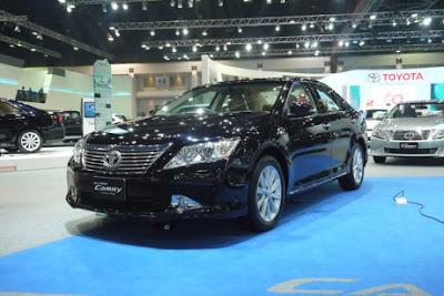 2013 Toyota Camry Review, Price, Interior, Exterior, Engine1