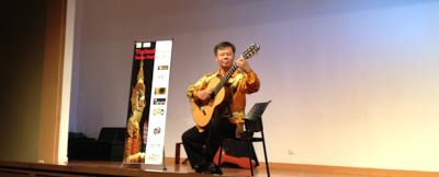 Thailand International Guitar festival
