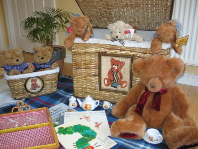 Teddy Bear Birthday Party