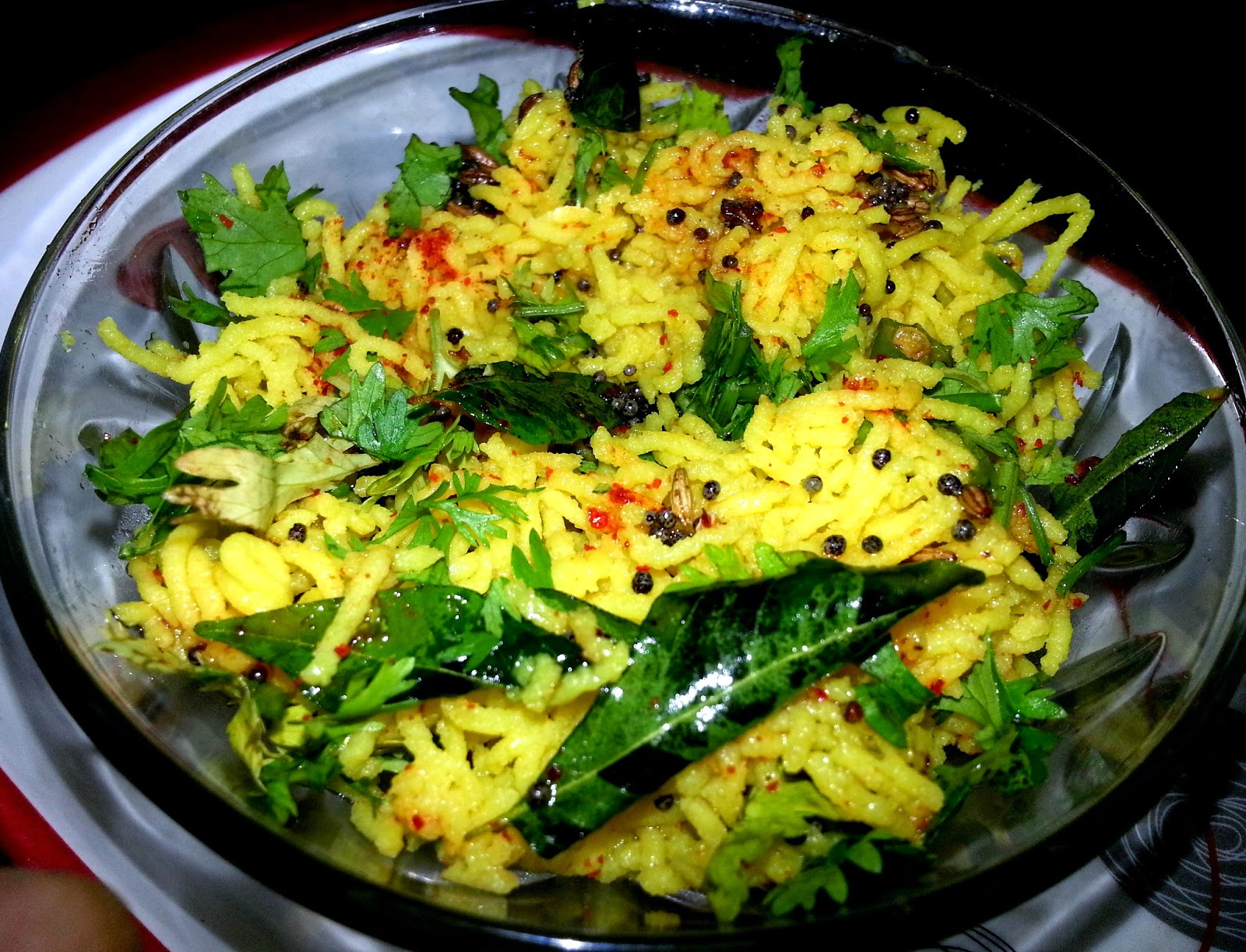 Khandvi Sev recipe