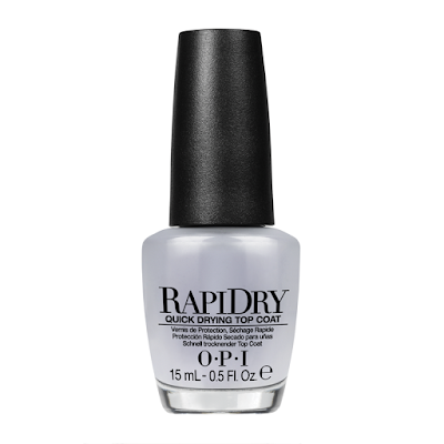 OPI Rapidry Topcoat Review