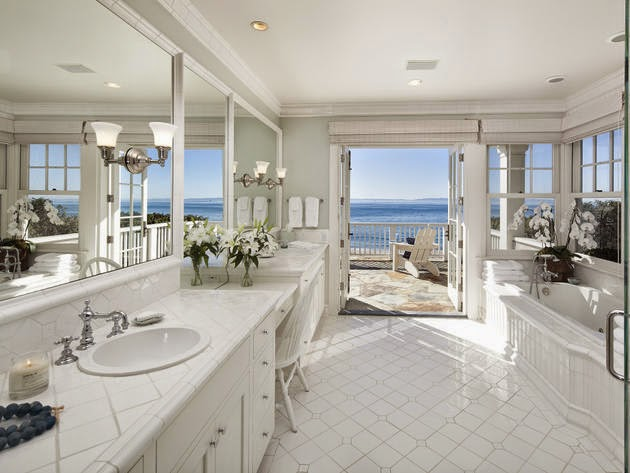 Simply vintageous by suzan i wanna live there wednesday for Bathroom heaven