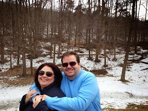 Eu e Livinho - NY fev/ 2013