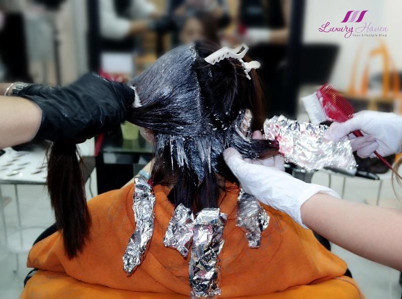 naoki yoshihara shiseido primience hair colour review
