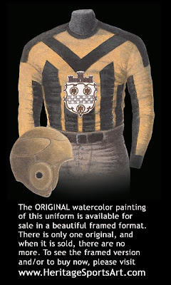 Pittsburgh Pirates 1933 uniform - Pittsburgh Steelers 1933 uniform