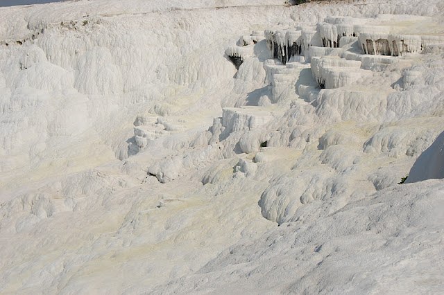 Pamukkale o castillo de algodón