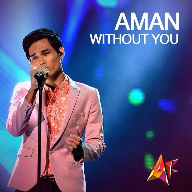 Aman Withou You Muzik Video AF2014