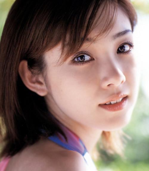 Japanese Celeb Model and Actress Reiko Azechi