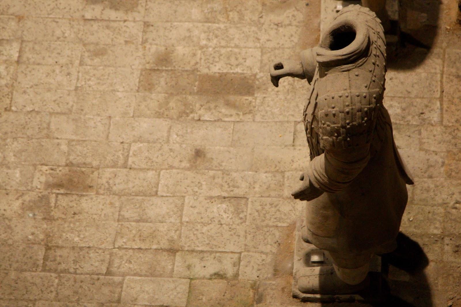 Rambling Scientist: China: Terracotta Warriors