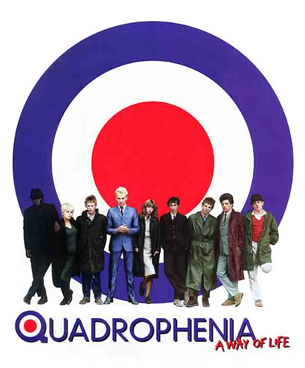 But it wasn t quadrophenia so it wasn t quite in sync with what was