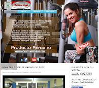 Goldgym Active Life Maquinas para Gimnasio Peru