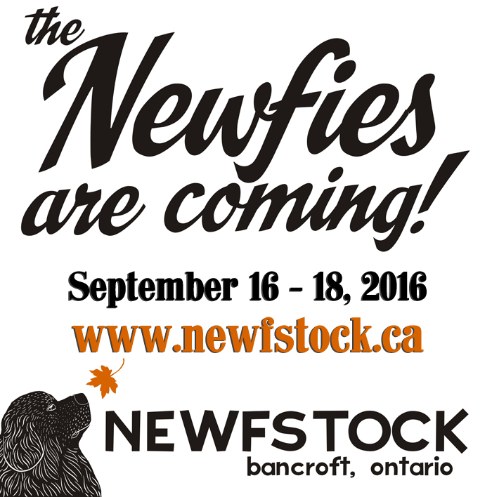 Join us at NewfStock 2016
