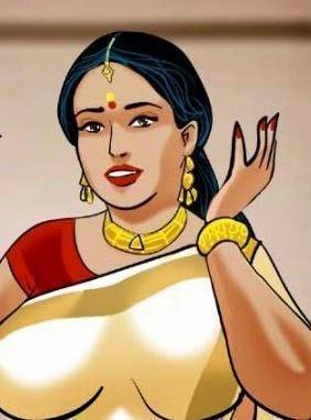 Velamma Episode 36 : Savita Bhabhi and Velamma in the Same Comic ...