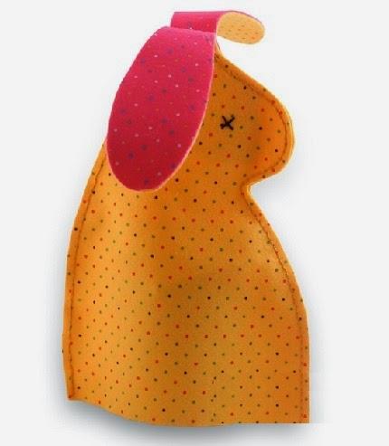 DIY, Titere de Dedo, Diseño Conejo