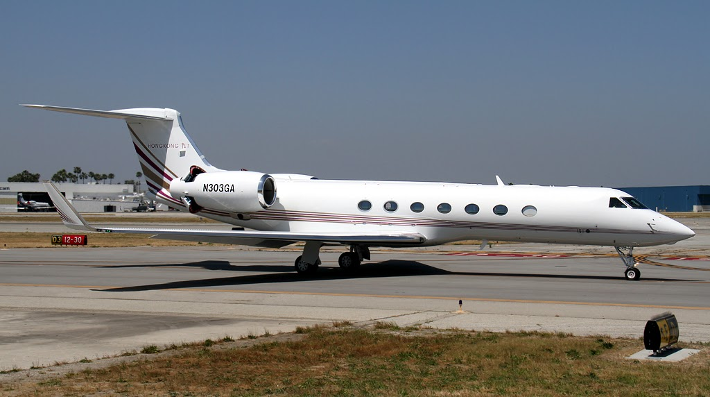 Aero Pacific Flightlines HongKong Jets First G550 Takes To The Skies In Long