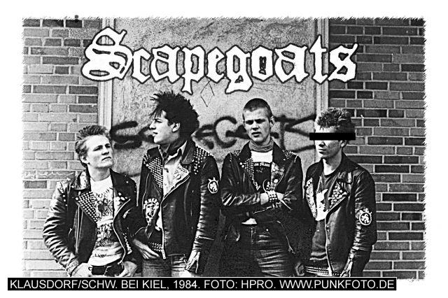 Scapegoats Kopflos EP