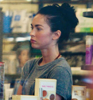 Megan Fox No make up