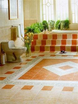 Keramik termasuk material yang paling umum dipakai dan mudah